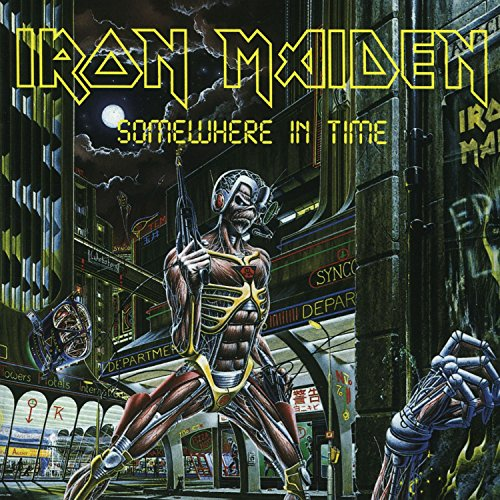 Yer Metal is Olde: Iron Maiden – Somewhere in Time