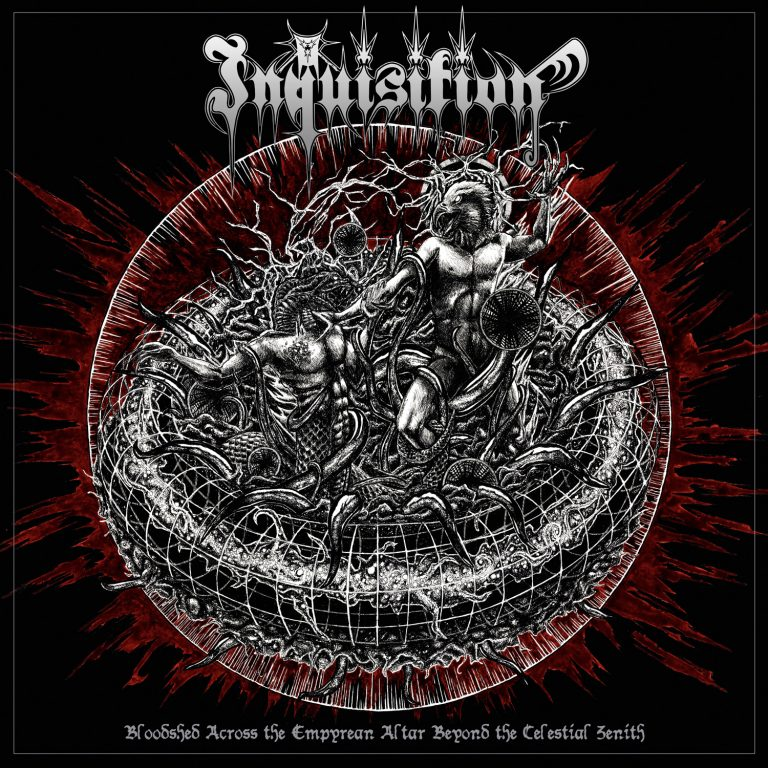 Inquisition – Bloodshed Across the Empyrean Altar Beyond the Celestial Zenith Review