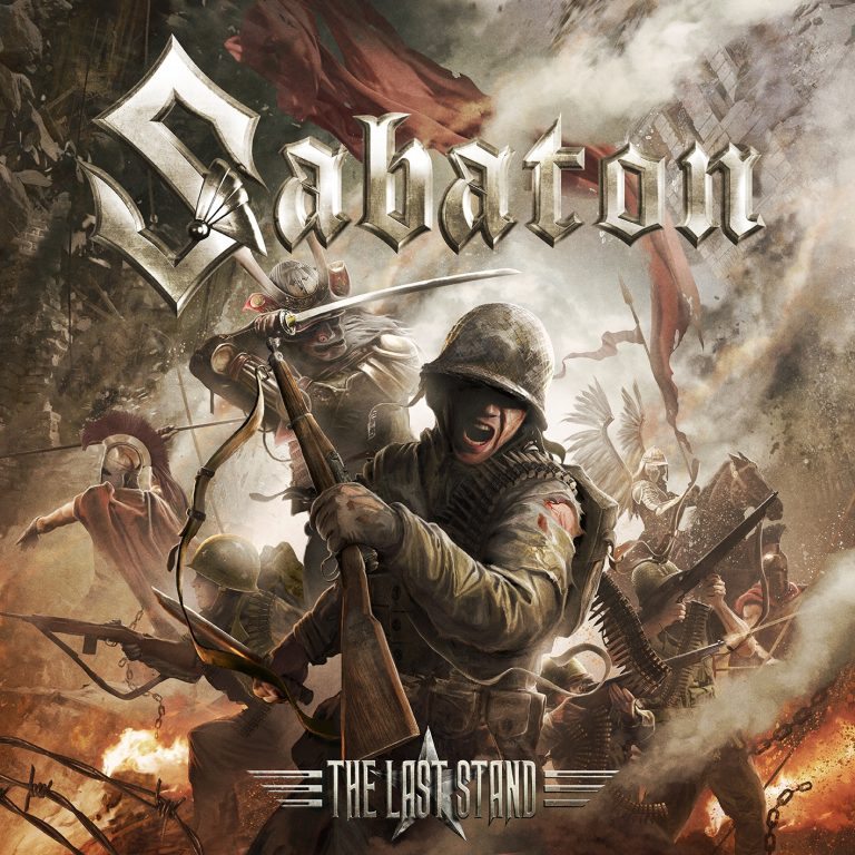 Sabaton – The Last Stand Review