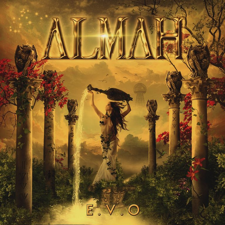 Almah – E.V.O. Review