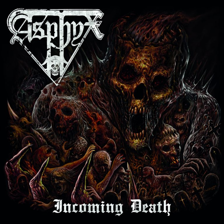 Asphyx – Incoming Death Review