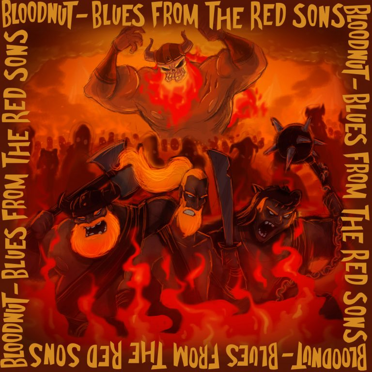 Bloodnut – Blues from the Red Sons Review