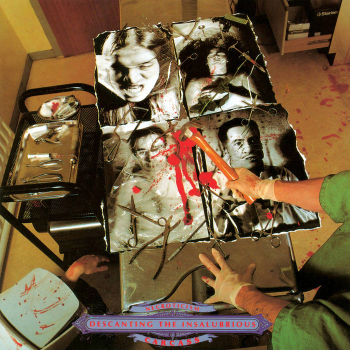 Yer Metal is Olde: Carcass – Necroticism – Descanting the Insalubrious