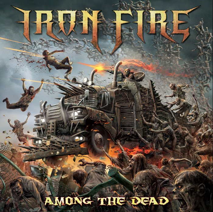 Iron Fire – Among the Dead Review