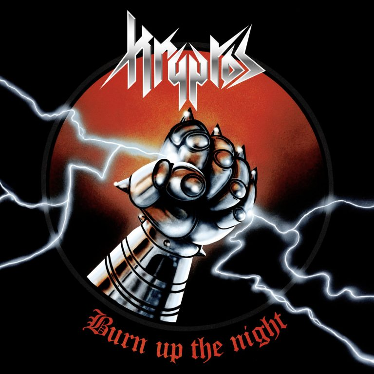 Kryptos – Burn up the Night Review