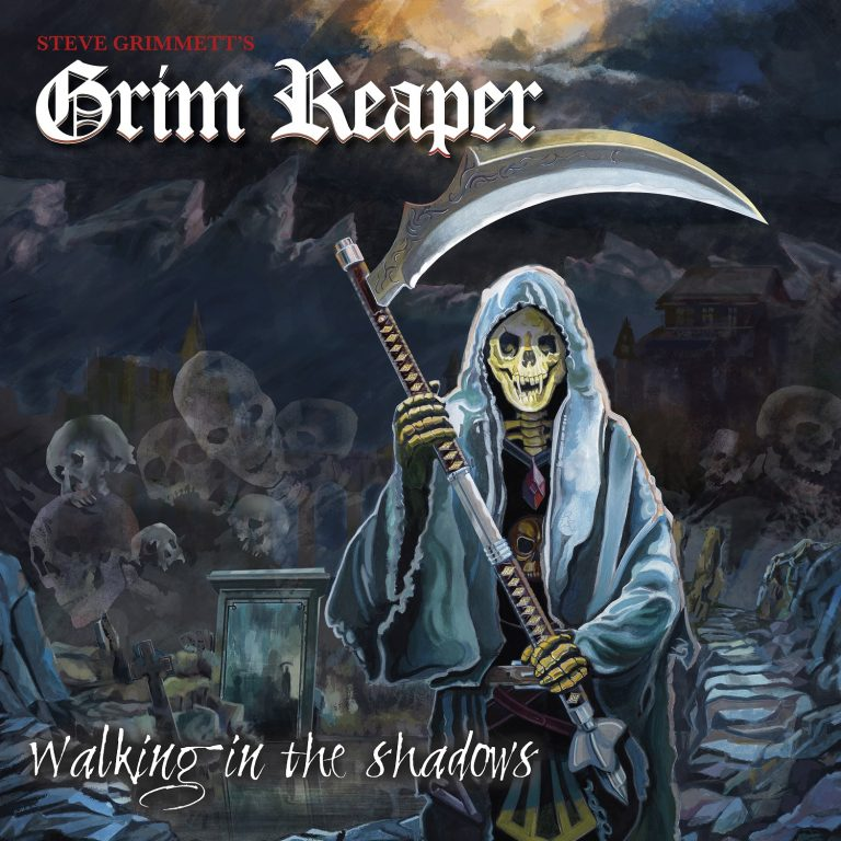 Steve Grimmett's Grim Reaper – Walking in the Shadows Review