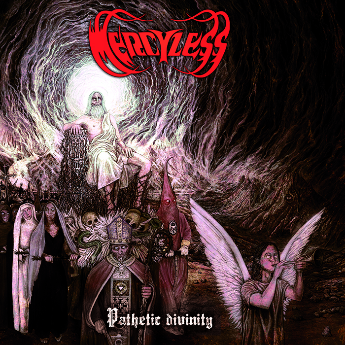 Mercyless – Pathetic Divinity Review