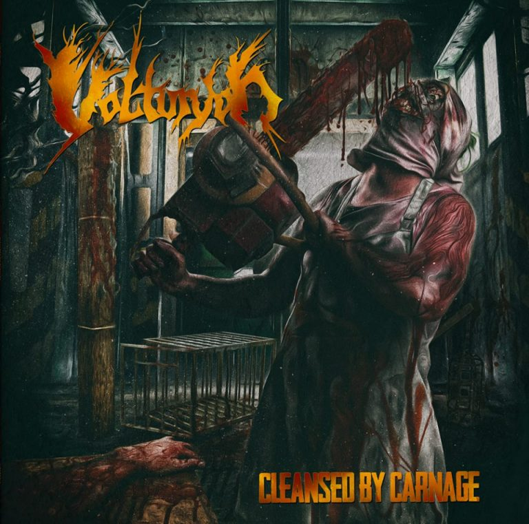 Volturyon – Cleansed by Carnage Review