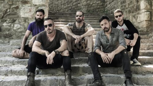 The Dillinger Escape Plan Band 2016