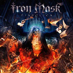 Iron Mask - Diabolica