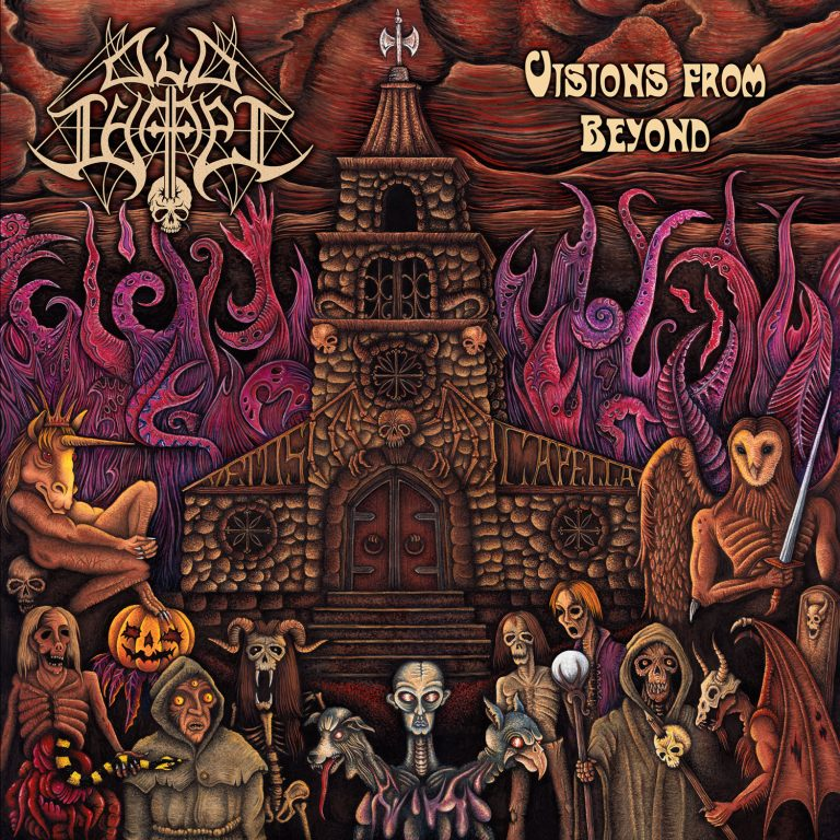 Old Chapel – Visions From Beyond Review