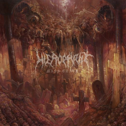 Hierophant Mass Grave Cover 2016