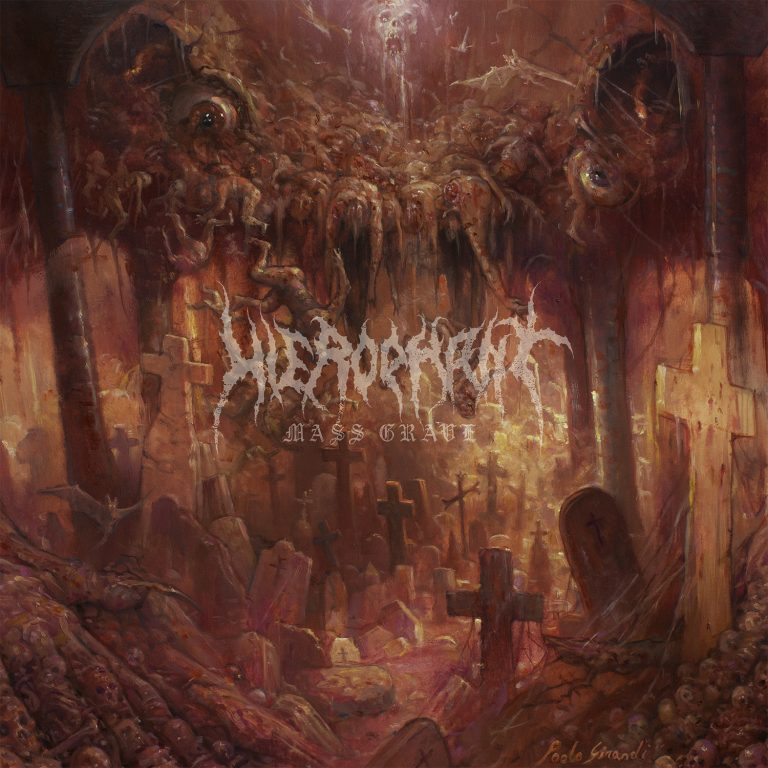 Hierophant – Mass Grave Review
