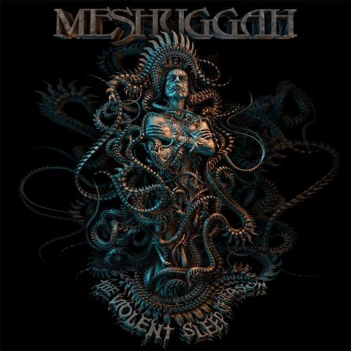 meshuggah the violent sleep of reason cover