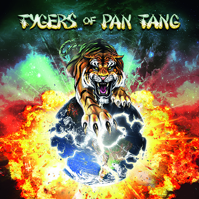 Tygers of Pan Tang – Tygers of Pan Tang Review