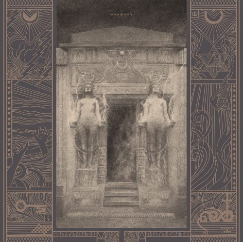 Ash Borer - The Irrepassable Gate Cover