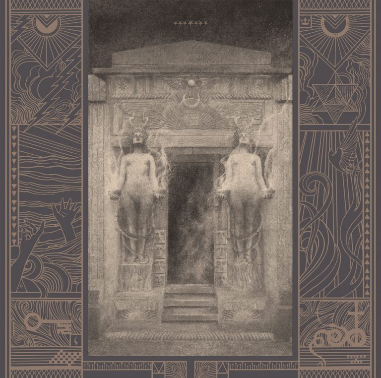 Ash Borer – The Irrepassable Gate Review