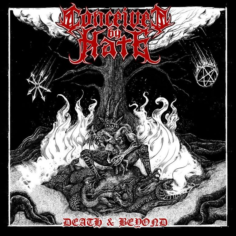 Conceived By Hate – Death & Beyond Review