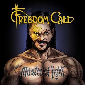 Freedom Call - Master of Light