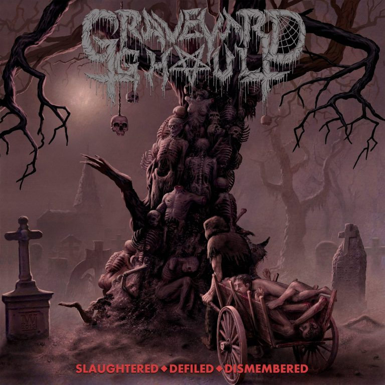 Graveyard Ghoul – Slaughtered – Defiled – Dismembered Review