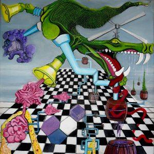 Grossty - Crocopter
