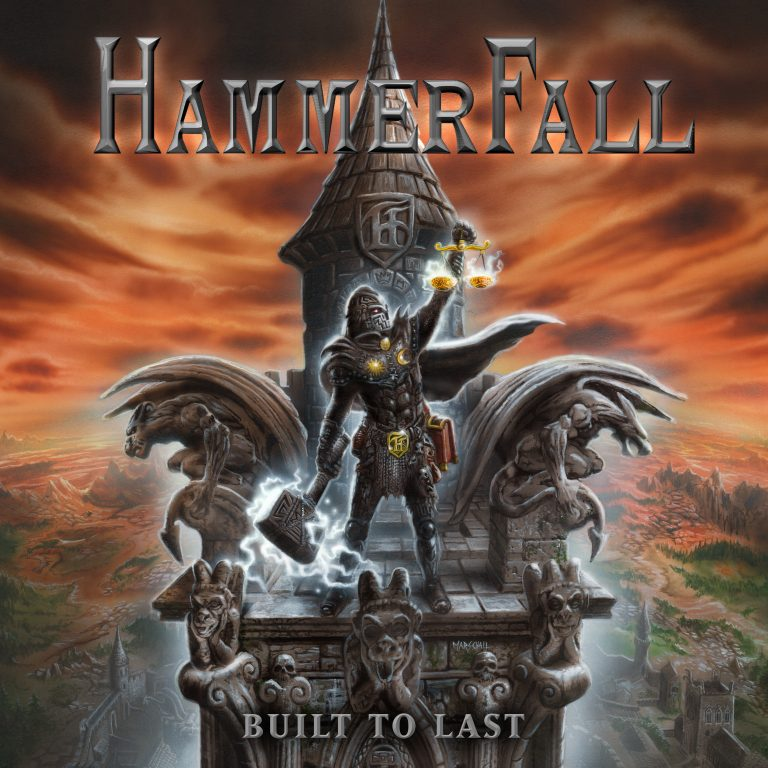 Hammerfall – Built to Last Review