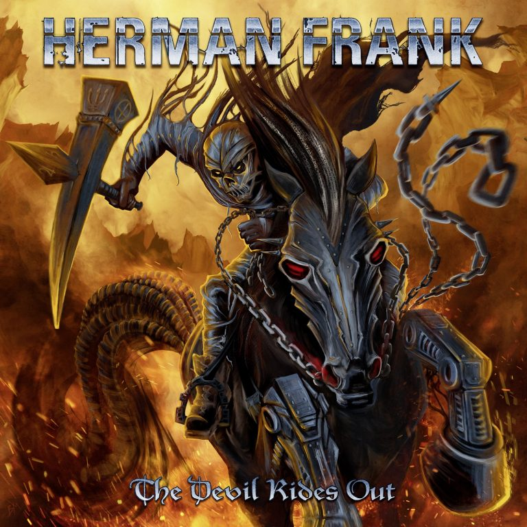 Herman Frank – The Devil Rides Out Review