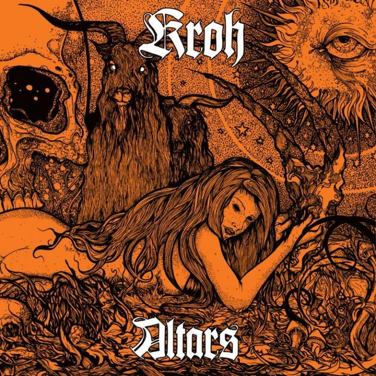 Kroh – Altars [Things You Might Have Missed 2016]