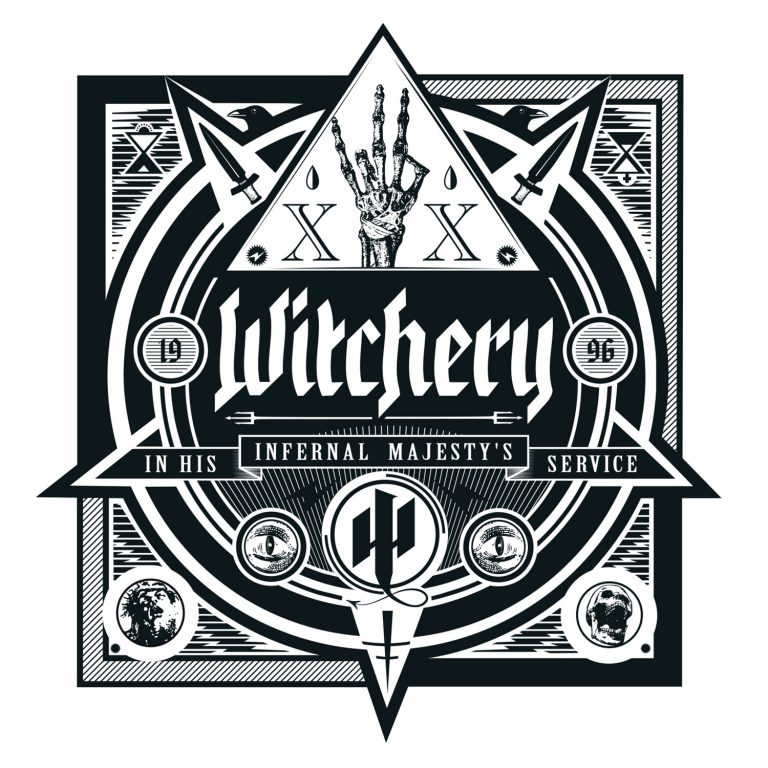 Witchery – In His Infernal Majesty's Service Review