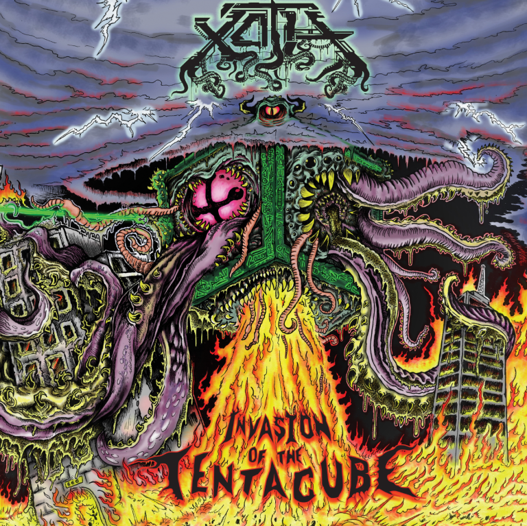 Xoth – Invasion of the Tentacube Review