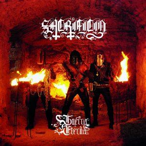 Sacrificio - Guerra Eterna Cover