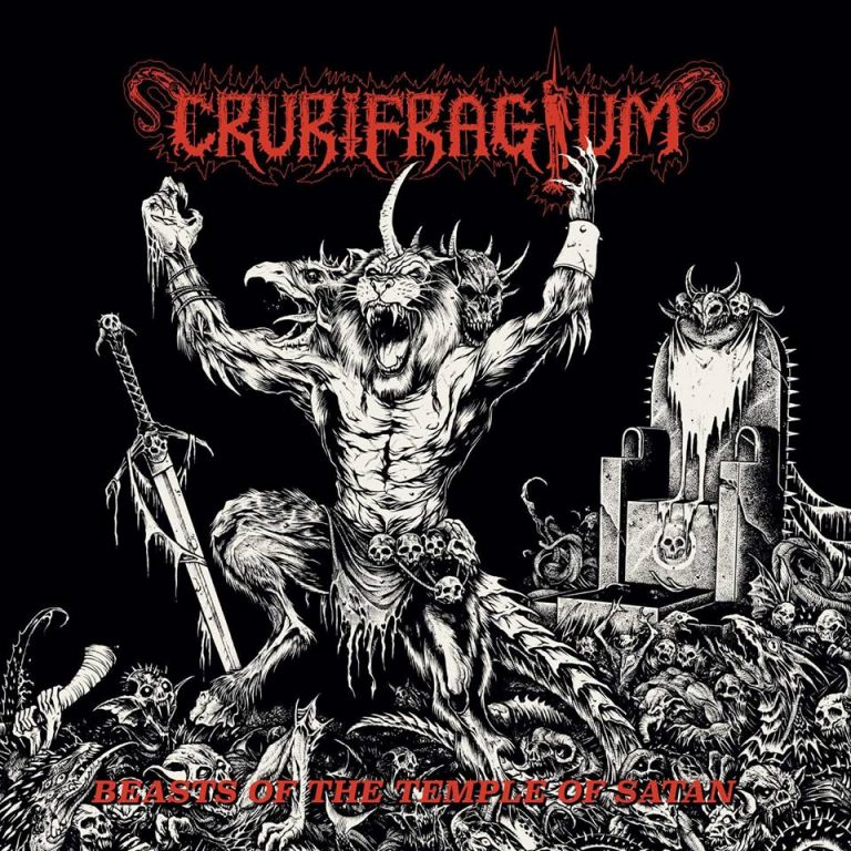 Crurifragium – Beasts of the Temple of Satan Review