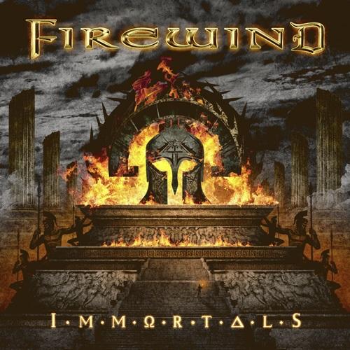 Firewind – Immortals Review