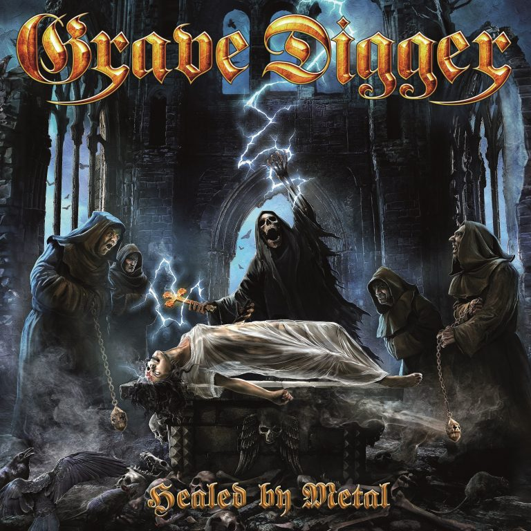 Grave Digger – Healed by Metal Review