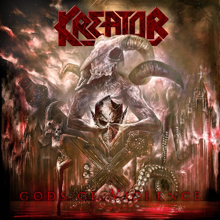 Kreator – Gods of Violence Review