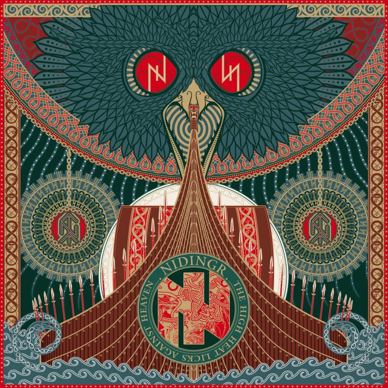 Nidingr – The High Heat Licks Against Heaven Review
