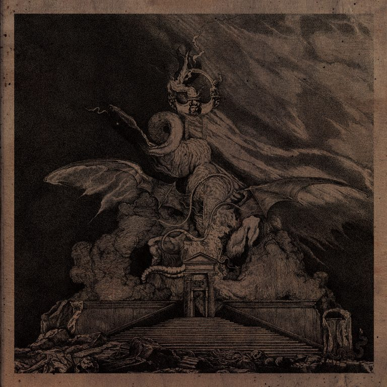 Shaarimoth – Temple of the Adversarial Fire Review