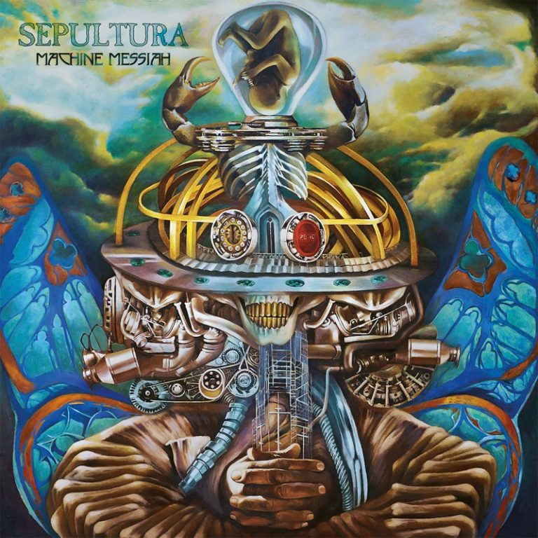 Sepultura – Machine Messiah Review
