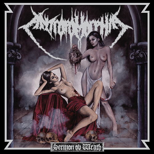 Antropomorphia – Sermon ov Wrath Review