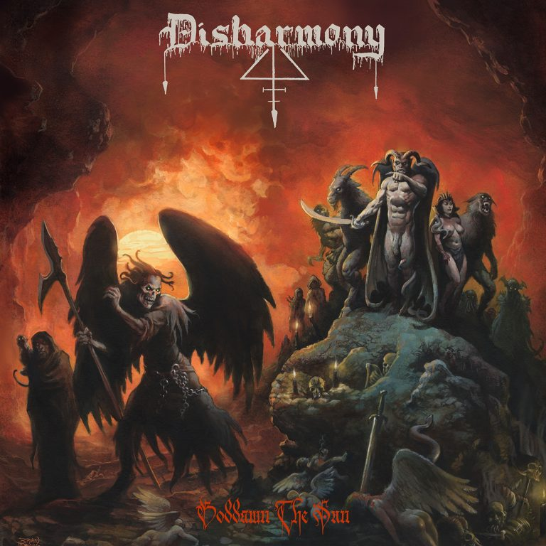 Disharmony – Goddamn the Sun Review
