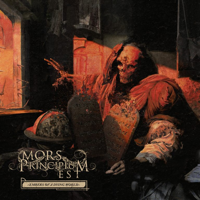 Mors Principium Est – Embers of a Dying World Review