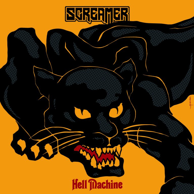Screamer – Hell Machine Review