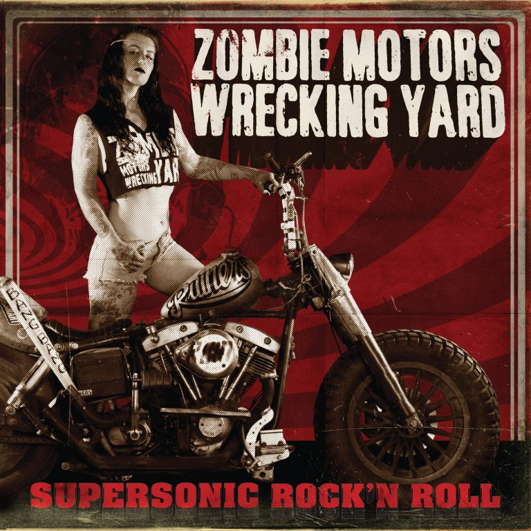 Zombie Motors Wrecking Yard – Supersonic Rock'n Roll Review