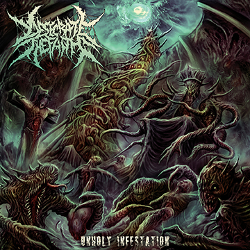 Desecrate the Faith – Unholy Infestation Review