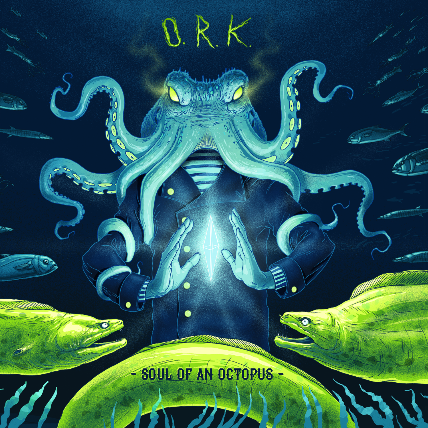 o r k u2013 soul of an octopus review angry metal guy
