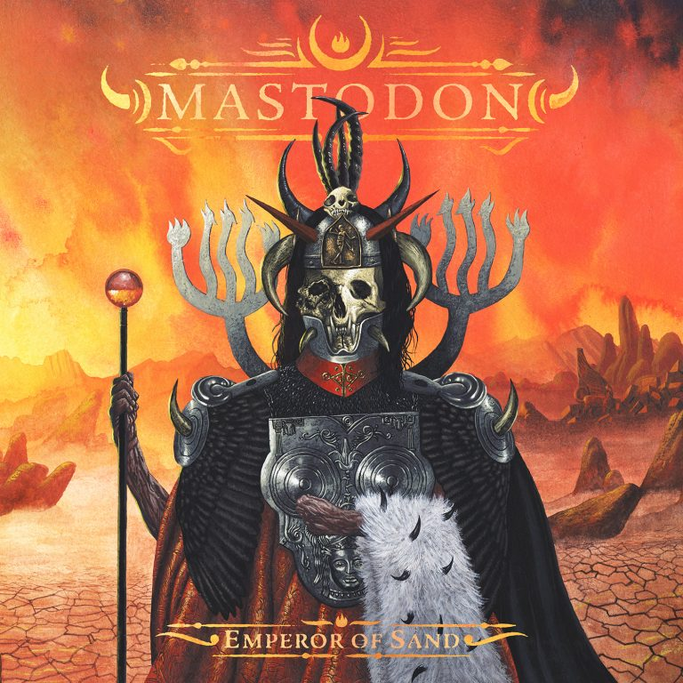 Mastodon – Emperor of Sand Review