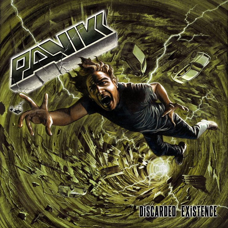 Panikk – Discarded Existence Review