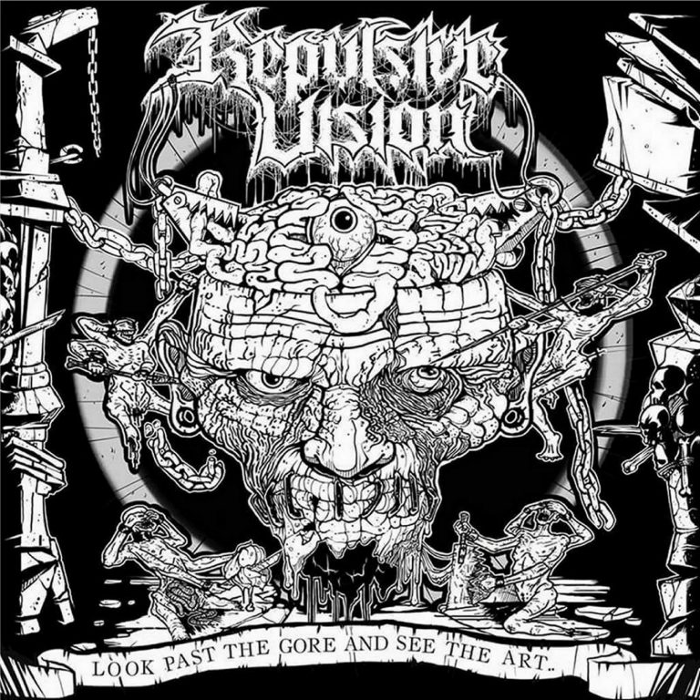 Repulsive Vision – Look Past the Gore and See the Art Review