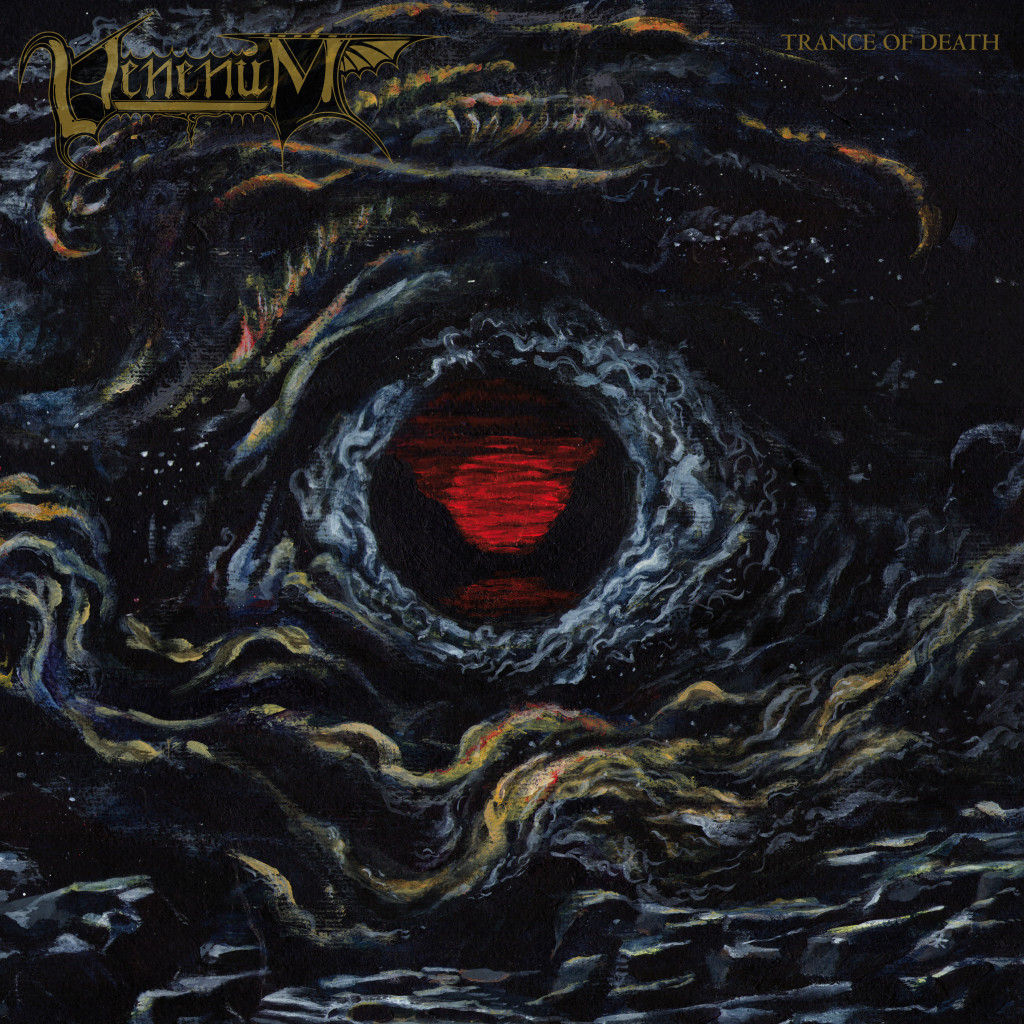 Venenum - Trance of Death Review | Angry Metal Guy