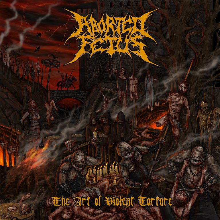Aborted Fetus – The Art of Violent Torture Review